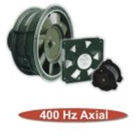 ERTI- 400 Hz Axial Fans