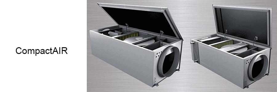 Вентиляторы Rosenberg / Розенберг CompactAIR