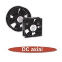 ERTI- DC Axial Fans