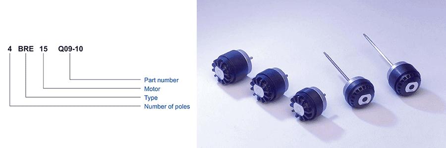 External rotor motor ECOFIT